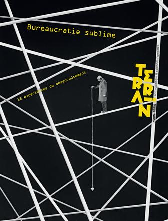 Couverture du numéro hors-série de la revue Terrain