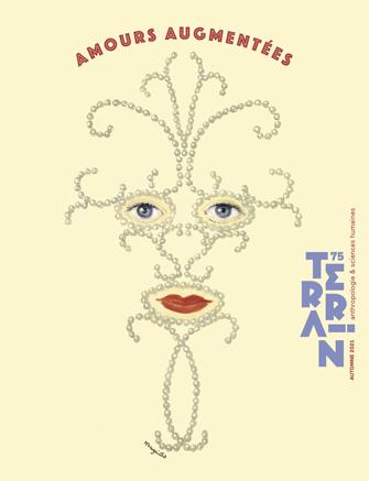 Couverture du numéro 75 de la revue Terrain